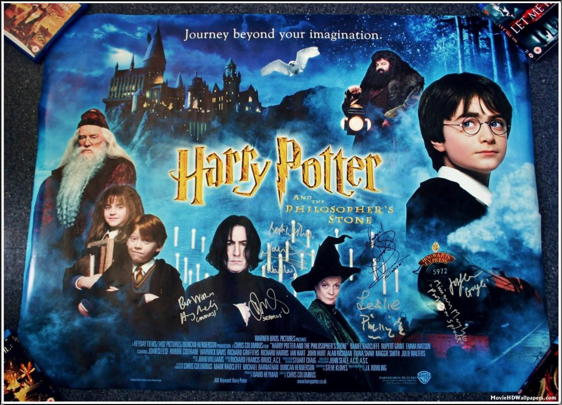 Harry-Potter-and-the-Sorcerers-Stone-2001-Poster